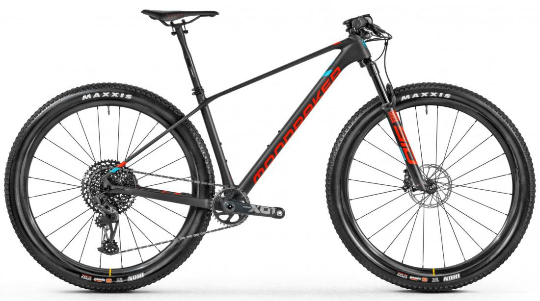 Podium Carbon RR, carbon/red/blue, 2021