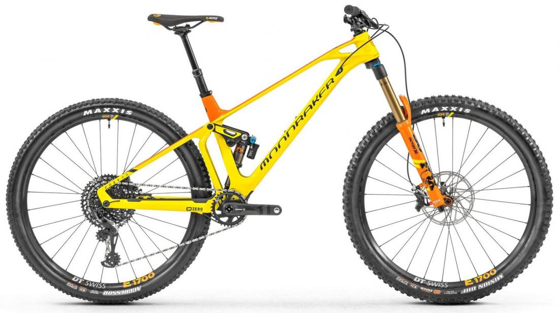 FOXY CARBON RR 29, yellow/orange, 2019