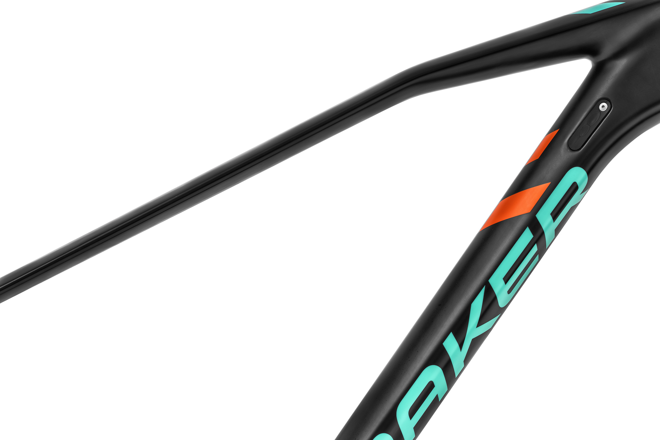 Chrono Carbon RR 29, carbon/light blue/flame red, 2020