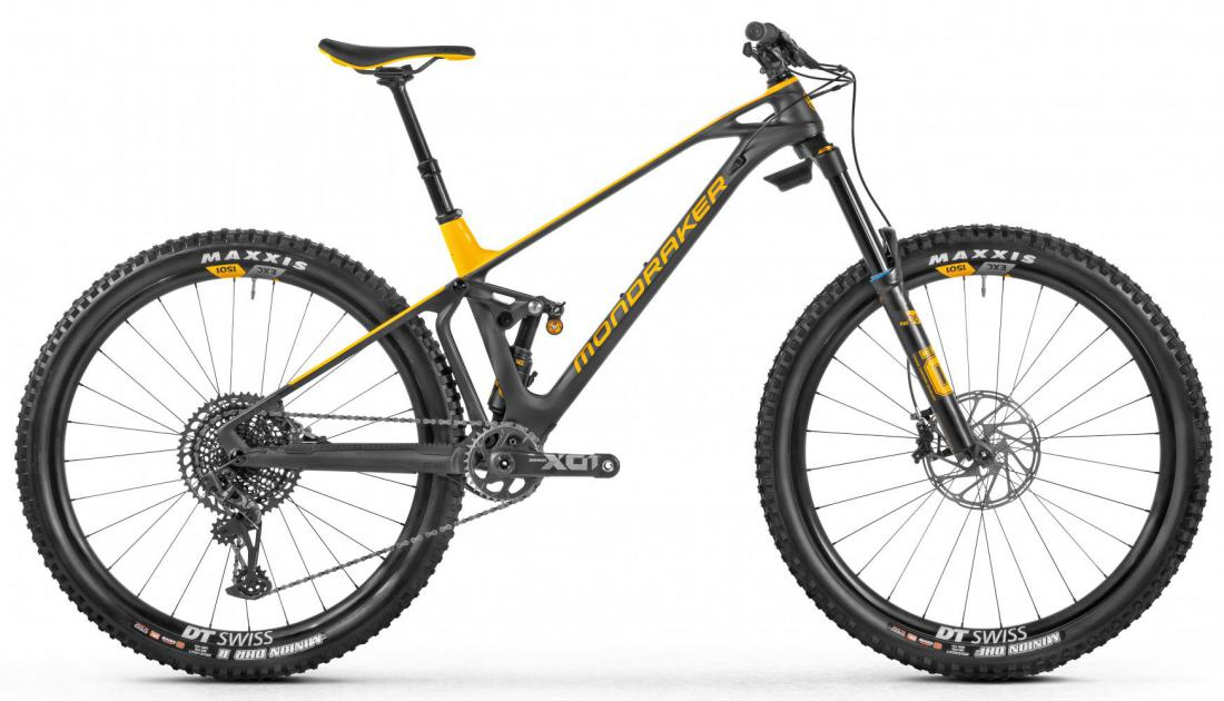 Foxy Carbon XR, carbon/yellow, 2021