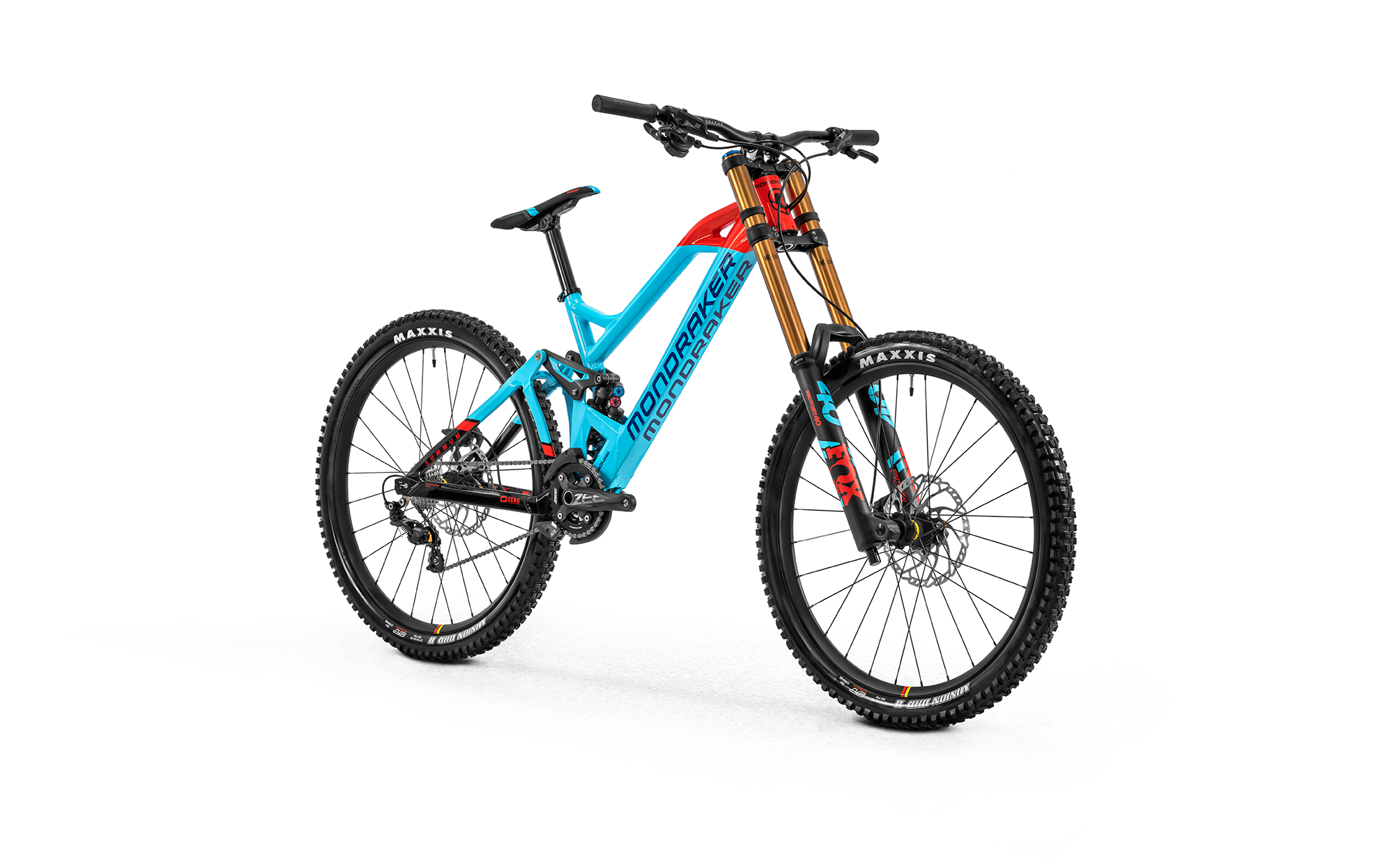 Summum R 27.5, light blue/flame red/black, 2020