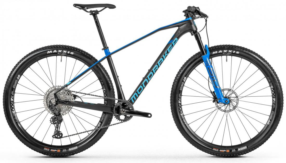 Chrono Carbon RR, carbon/blue/blue, 2021