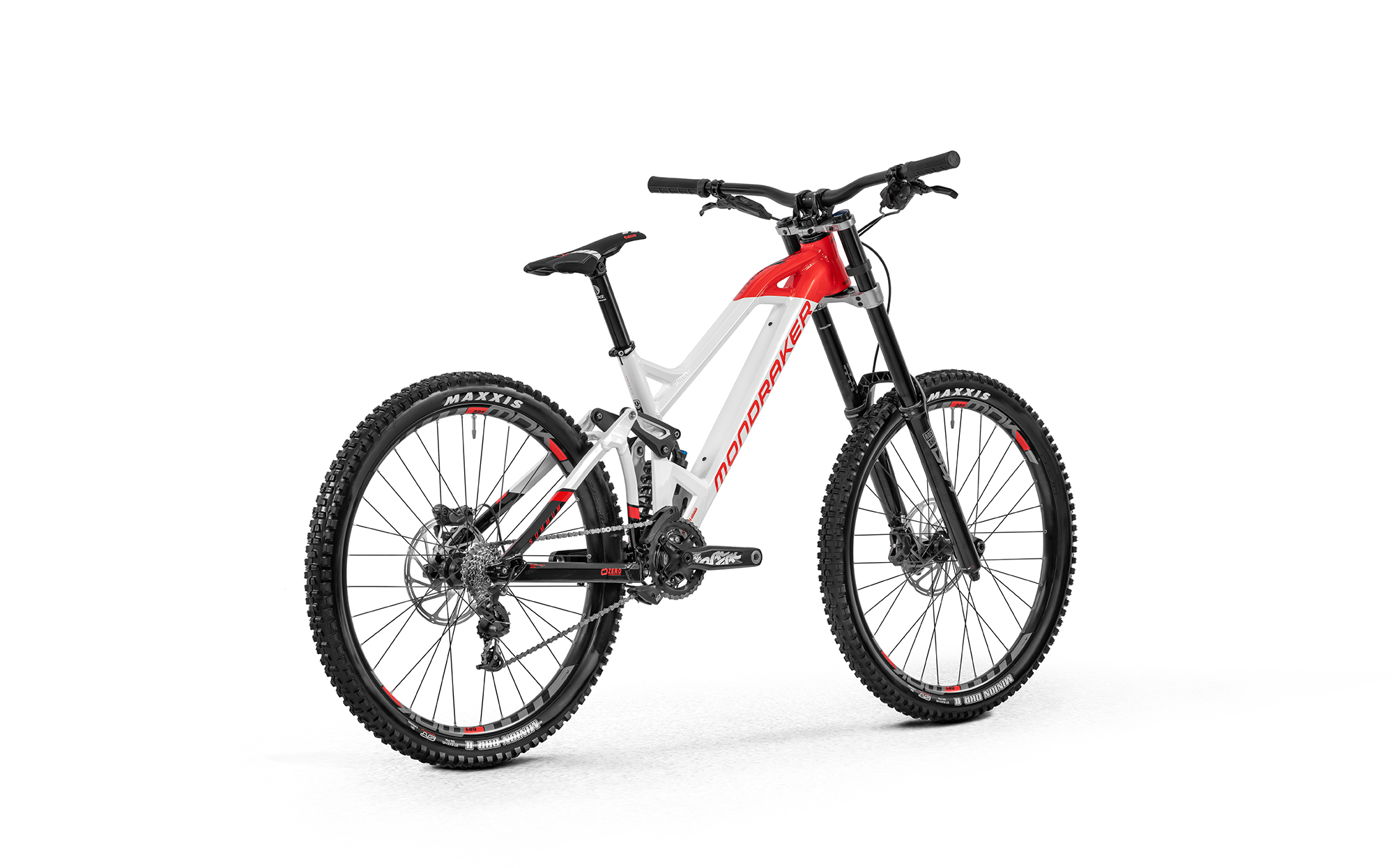 Summum 27.5, white/flame red/black, 2020