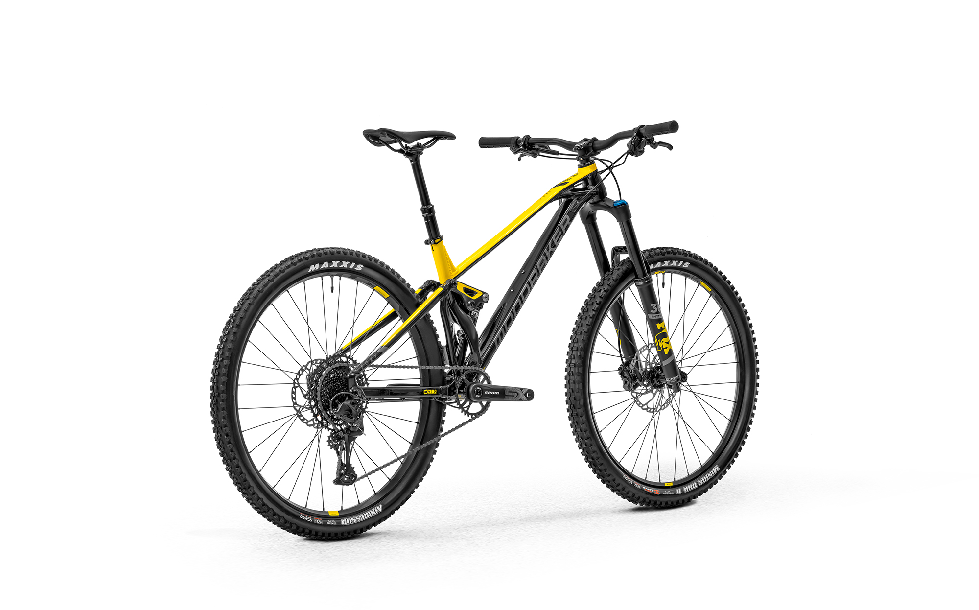 Foxy 29, black/yellow, 2020
