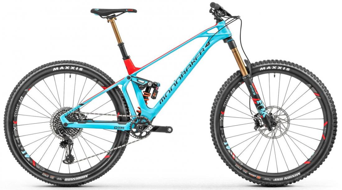 FOXY CARBON XR 29, light blue/flame red, 2019