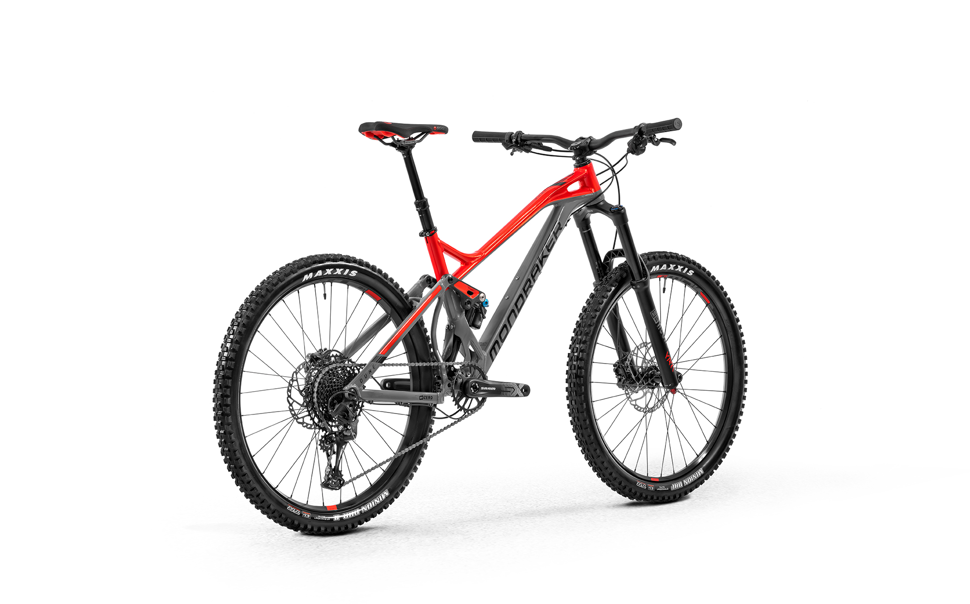 Dune, nimbus grey/flame red, 2020
