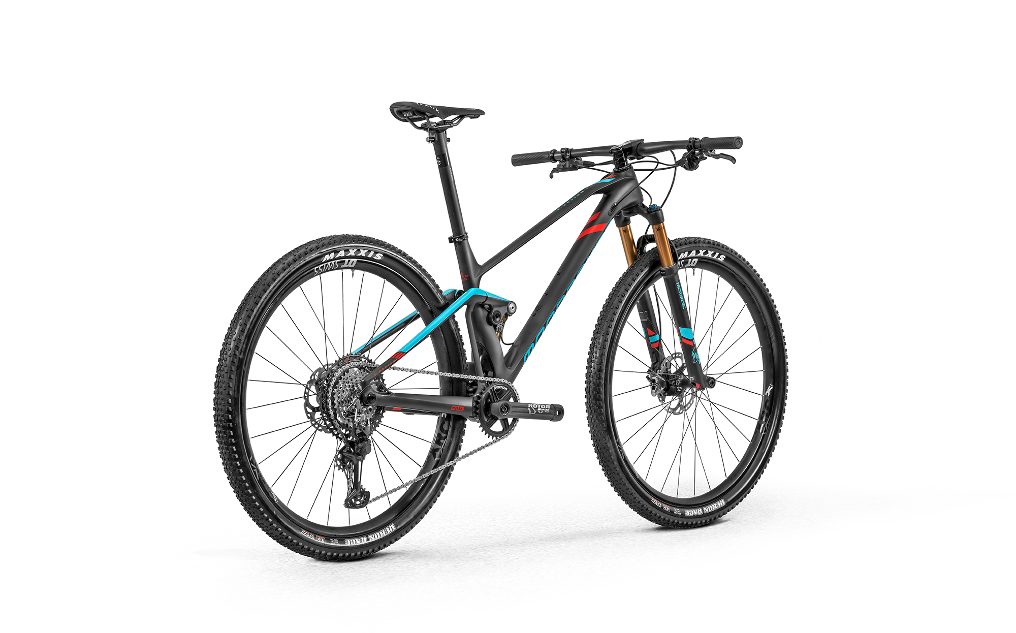 F-Podium Carbon RR, carbon/light blue/flame red, 2020