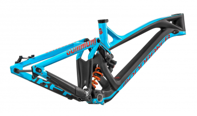 FRAMESET SUMMUM CARBON PRO TEAM 27,5
